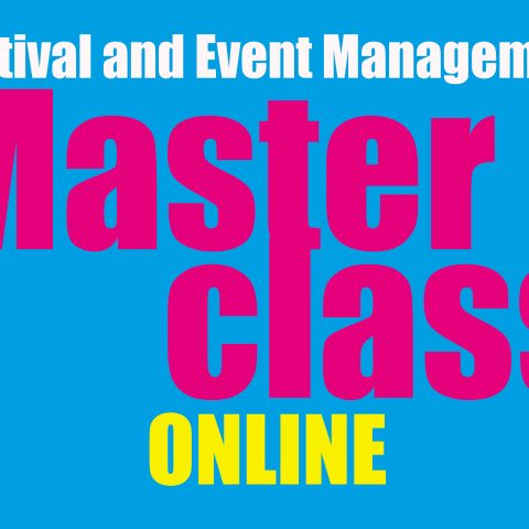 New Online Festival and Event Management Workshop